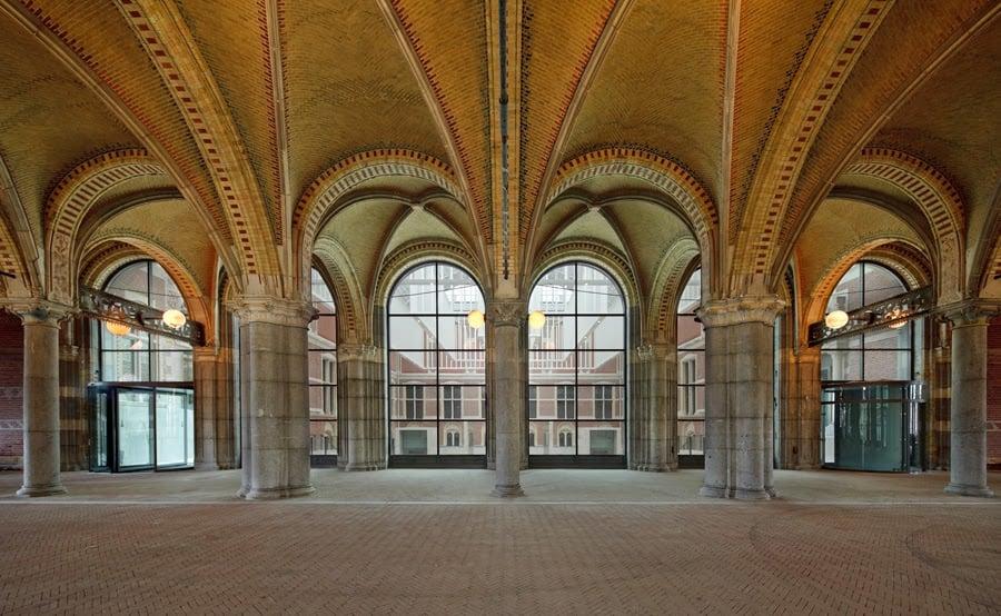 Informações do Museu Rijksmuseum em Amsterdam