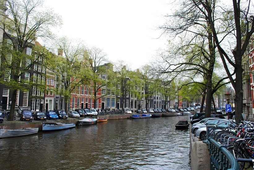 Informações sobre o Mercado Flutuante de Flores em Amsterdã
