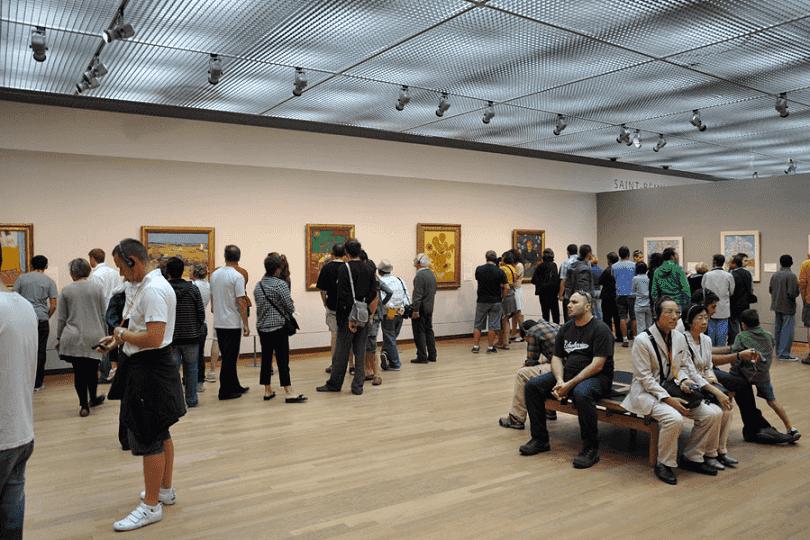 Principais obras encontradas no Museu Van Gogh em Amsterdã