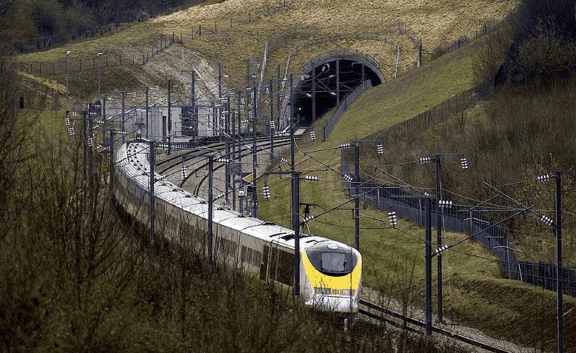 Viagens de trem saindo de Amsterdã
