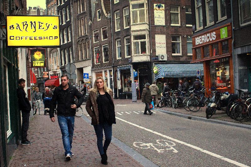 Como se vestir e que roupas levar para Amsterdã